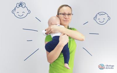 Noszenie jest ważne! – jak nosić niemowlę?